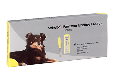 Veterinary diagnostics | Rapid Test | ScheBo® • Biotech AG (GB)